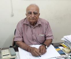 Dr. Rameshchandra Bhayani