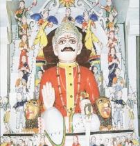 Vikramaditya King