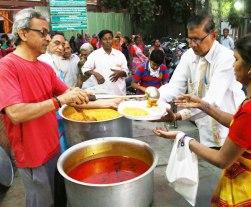 Hemantbhai Patel - Free Tifin Service